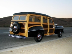 1946 Mercury Woody
